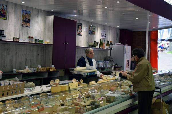 Chez Marie - fromagerie