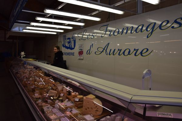 Fromagerie d'Aurore.
